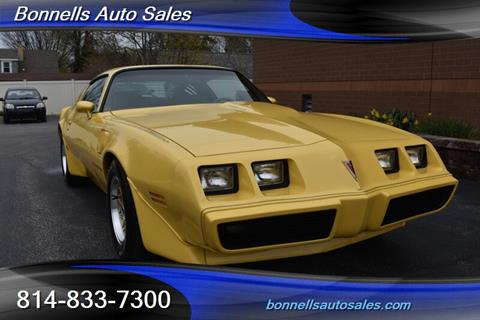 1980 Pontiac Trans Am for sale in Erie, PA