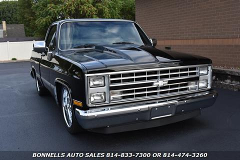 1987 Chevrolet R/V 10 Series for sale in Erie, PA