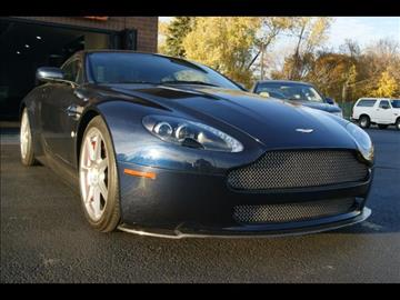 2006 Aston Martin V8 Vantage for sale in Erie, PA