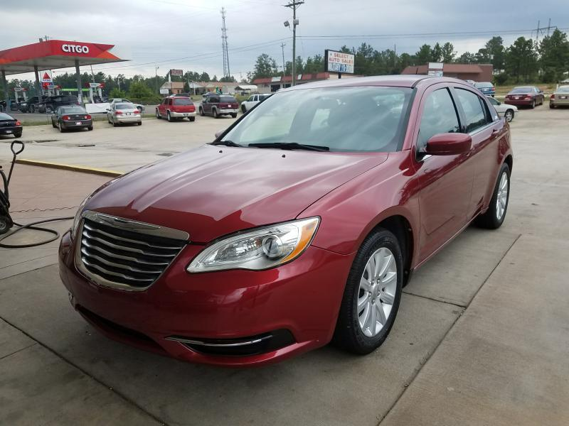 2013 Chrysler 200 for sale at Select Auto Sales in Hephzibah GA