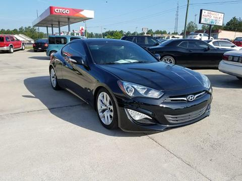 2013 Hyundai Genesis Coupe for sale at Select Auto Sales in Hephzibah GA