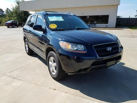 2007 Hyundai Santa Fe for sale in Hephzibah, GA