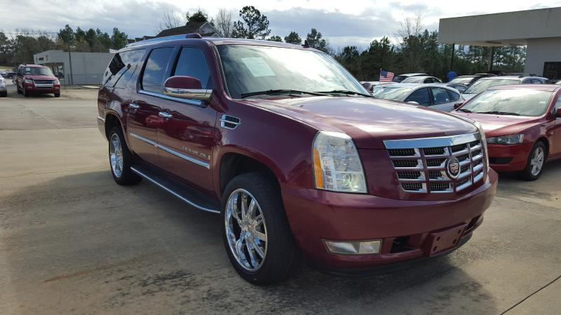 2007 Cadillac Escalade Esv In Hephzibah Ga Select Auto Sales