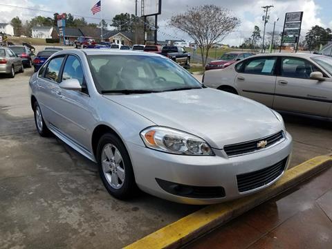 2011 Chevrolet Impala for sale in Hephzibah, GA