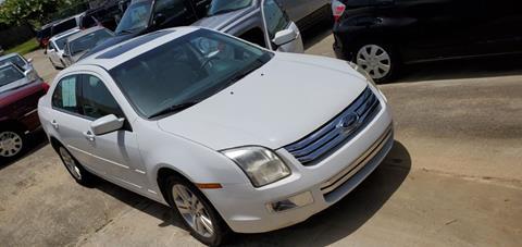 2007 Ford Fusion for sale in Hephzibah, GA