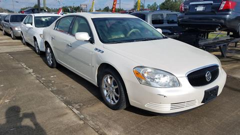 2007 Buick Lucerne for sale in Hephzibah, GA