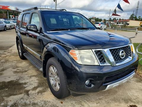 2008 Nissan Pathfinder for sale at Select Auto Sales in Hephzibah GA
