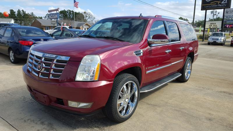 2007 Cadillac Escalade ESV for sale at Select Auto Sales in Hephzibah GA