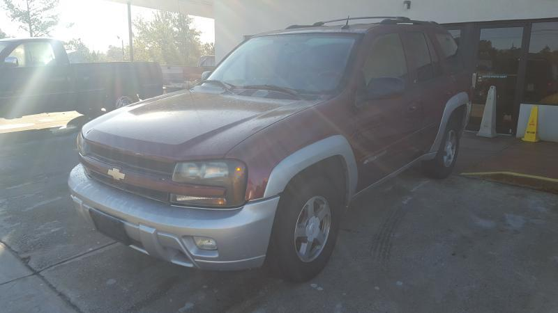 2004 Chevrolet TrailBlazer for sale at Select Auto Sales in Hephzibah GA