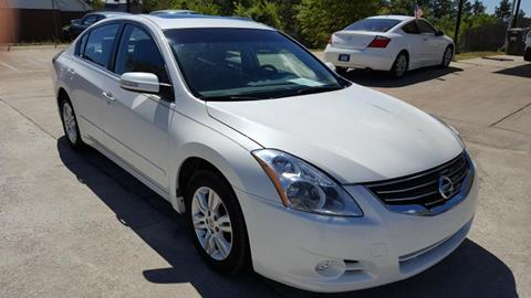 2012 Nissan Altima for sale at Select Auto Sales in Hephzibah GA