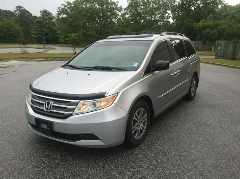 2011 Honda Odyssey for sale at Select Auto Sales in Hephzibah GA