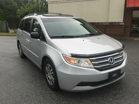 2011 Honda Odyssey for sale at Select Auto Sales in Hephzibah GA