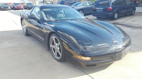 2003 Chevrolet Corvette for sale in Hephzibah, GA