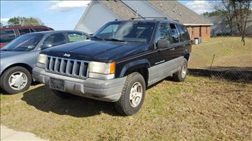 1996 Jeep Grand Cherokee for sale at Select Auto Sales in Hephzibah GA