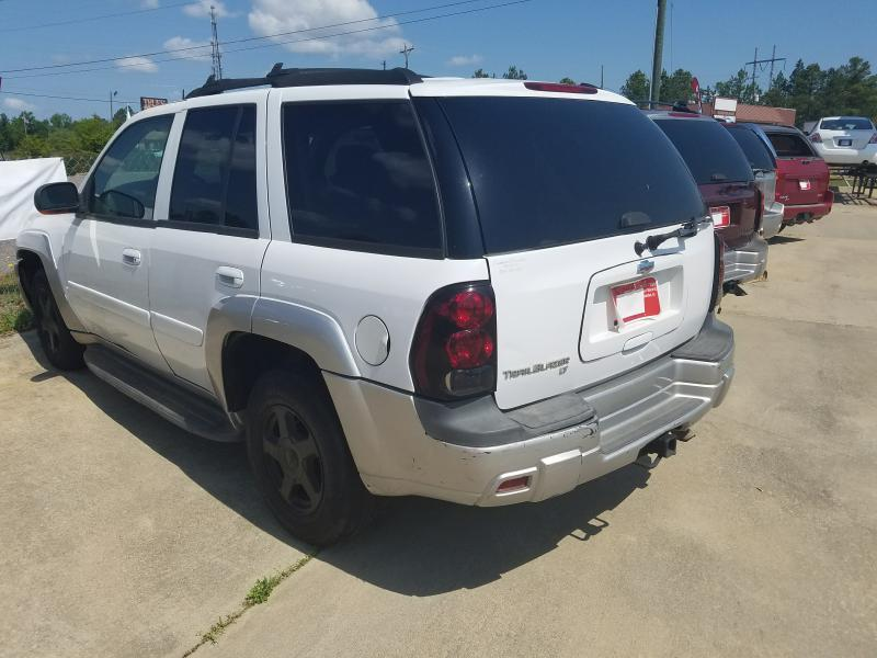 2005 Chevrolet TrailBlazer for sale at Select Auto Sales in Hephzibah GA