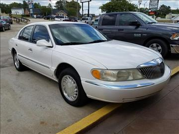 1998 Lincoln Continental for sale at Select Auto Sales in Hephzibah GA
