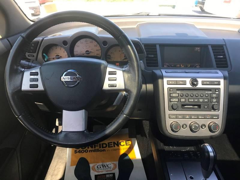 2005 Nissan Murano AWD SE 4dr SUV - Long Beach MS