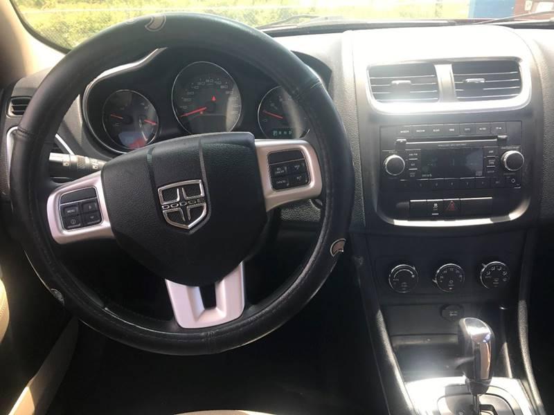 2012 Dodge Avenger SXT 4dr Sedan - Long Beach MS