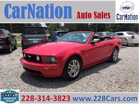 2005 Ford Mustang for sale in Long Beach, MS