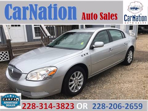 2009 Buick Lucerne for sale in Long Beach, MS