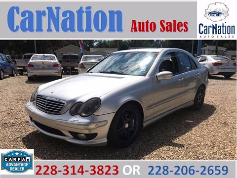 2003 Mercedes-Benz C-Class for sale in Long Beach, MS