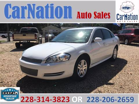 2013 Chevrolet Impala for sale in Long Beach, MS