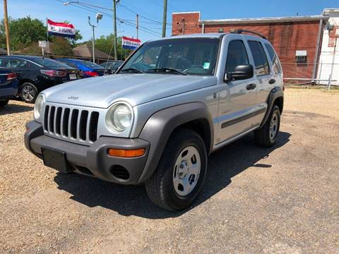 2004 Jeep Liberty for sale in Gulfport, MS