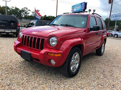 2003 Jeep Liberty for sale in Gulfport, MS