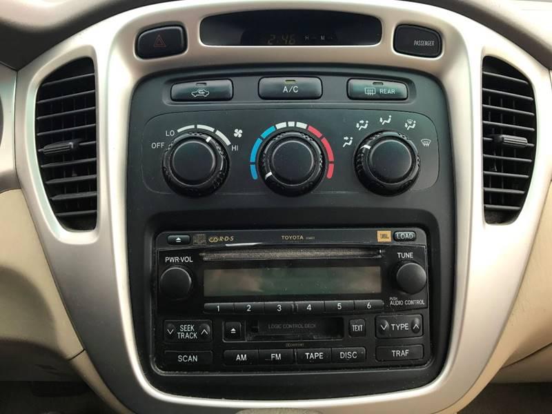 2006 Toyota Highlander Hybrid AWD 4dr SUV - Long Beach MS