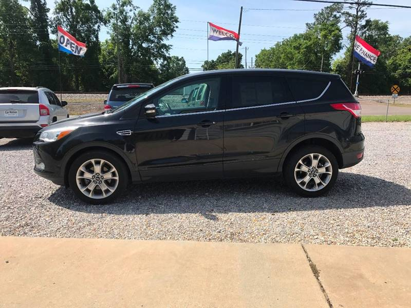 2013 Ford Escape SEL 4dr SUV - Long Beach MS