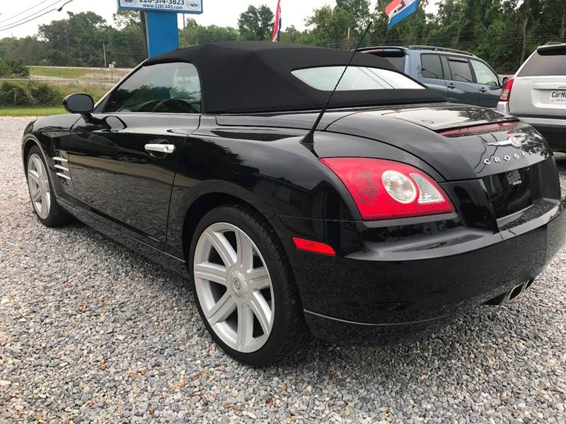 2007 Chrysler Crossfire Limited 2dr Convertible - Long Beach MS