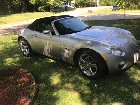 2007 Pontiac Solstice for sale in Corinth, MS