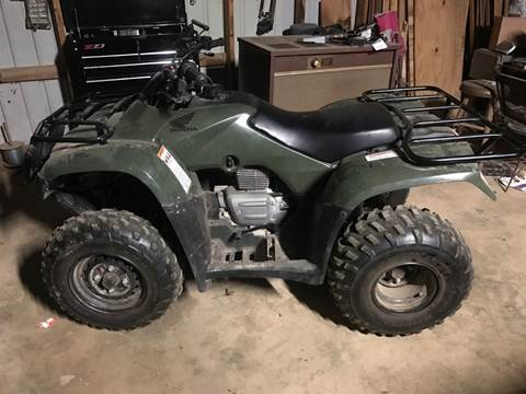 2012 Honda Reacon for sale in Corinth, MS