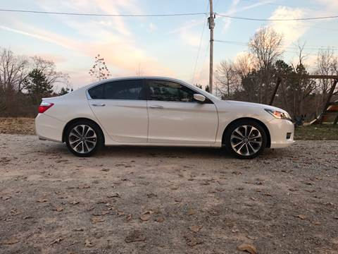 2014 Honda Accord for sale in Corinth, MS