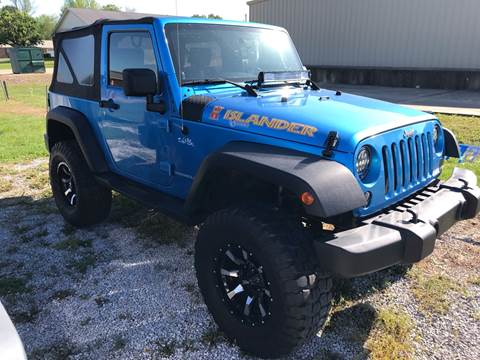 2010 Jeep Wrangler for sale in Corinth, MS