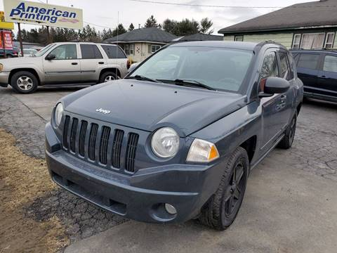 2008 Jeep Compass for sale in Cortland, NY