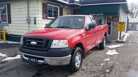2007 Ford F-150 for sale in Cortland, NY
