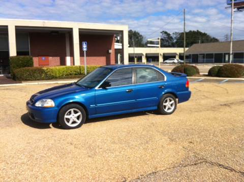 1998 Honda Civic for sale in Gulfport, MS