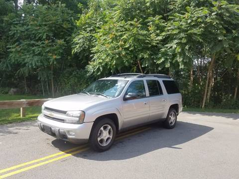2005 Chevrolet TrailBlazer EXT for sale in East Rochester, NY