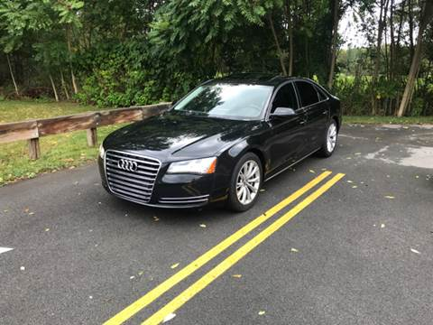 2011 Audi A8 for sale in East Rochester, NY