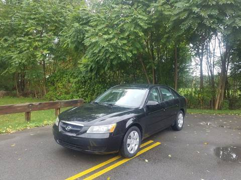 2007 Hyundai Sonata for sale in East Rochester, NY