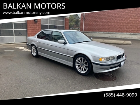 2001 BMW 7 Series for sale in East Rochester, NY