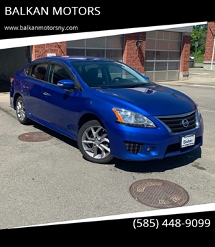 2015 Nissan Sentra for sale in East Rochester, NY