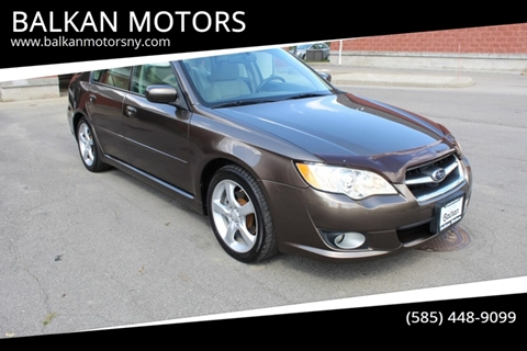 2008 Subaru Legacy for sale in East Rochester, NY