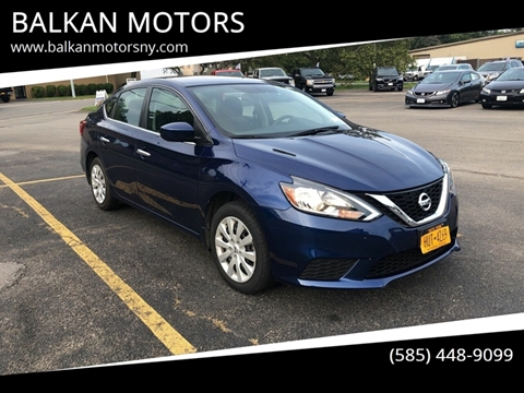 2017 Nissan Sentra for sale in East Rochester, NY