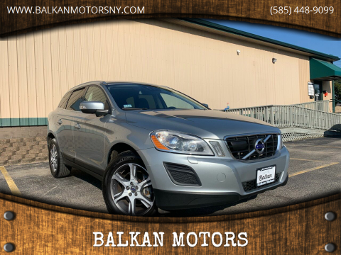 2013 Volvo XC60 for sale at BALKAN MOTORS in East Rochester NY