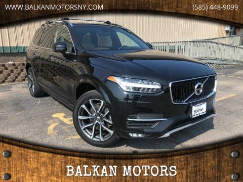 2016 Volvo XC90 for sale at BALKAN MOTORS in East Rochester NY