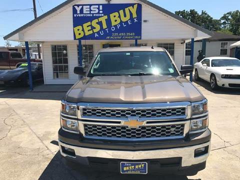 2014 Chevrolet Silverado 1500 for sale in Gonzales, LA