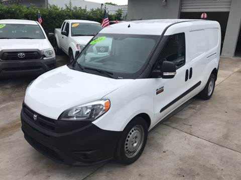 2016 RAM ProMaster City Cargo for sale in Hollywood, FL