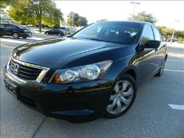 2009 Honda Accord for sale at Defed Motors in Hollywood FL